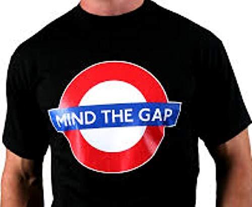 Londoner U-Bahn - die Kluft T-Shirt (schwarz) Kleine