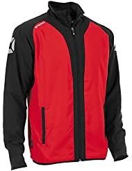 Stanno Riva Micro Chaqueta – Red de Black, color multicolor, tamaño xx-large