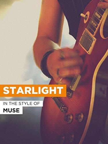 Starlight Rock (Starlight im Stil von