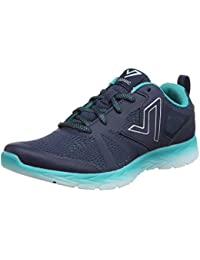 con Orthaheel Miles Mujeres caminando 6.5 B (M) US Blue-Teal