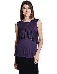 Style Quotient by noi Women's Body Blouse Top