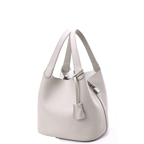 Frauen Handtaschen Schulter Damen Messenger Crossbody Tote Satchel Bag White