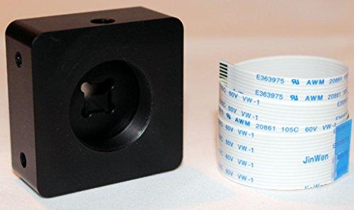 Kameragehäuse Raspberry Pi mit Gewindeaufnahme CS-Mount Cs-mount