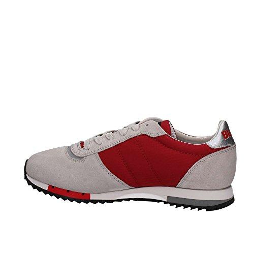 Blauer Usa Runlow Sneaker Basse Uomo Red