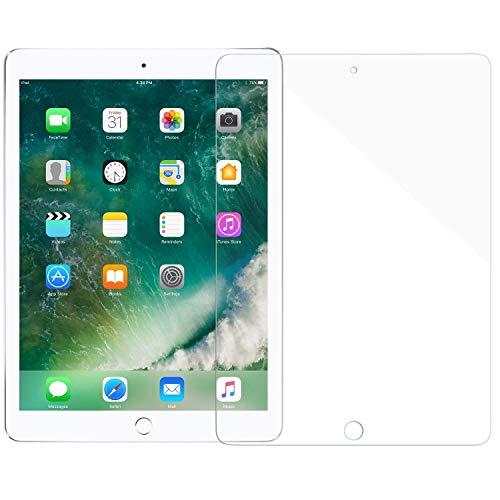 """MoKo Protector de Pantalla para iPad 9.7 Pulgadas 2017- Premium HD Claro 9H Dureza Cristal Templado Película El Revestimiento Oleofóbico para New iPad 9.7"""" 2017 - Cristal Claro"""