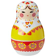 Top Choice Russian Doll Hearts Salt and Pepper by TopChoice