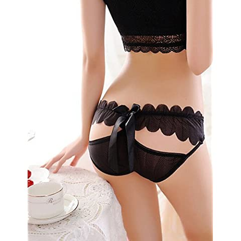 HUTYEB @da donna, Sexy Hollow out Boy-Pantaloncini Ultra &-Slip e mutandine