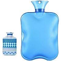 Keep Warm Wärmflasche mit Deckel Hot Therapies 2.0 Liter (Blau) preisvergleich bei billige-tabletten.eu