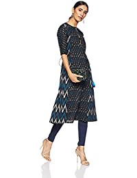 Amazon Brand- Myx Women's Anarkali Kurta