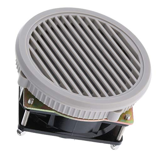 Baoblaze 4 '' Ventilador de Enfriamiento de Flujo Axial para Baño Cocina...