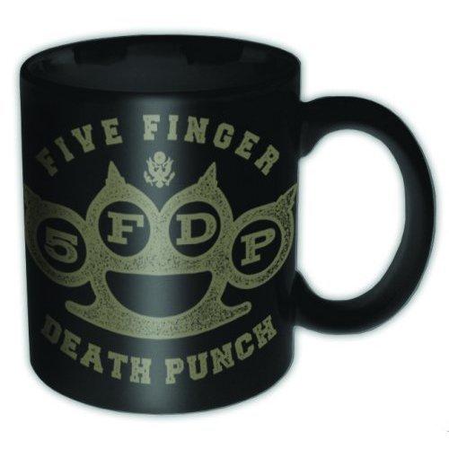 Brass Knuckle - Tasse im Geschenkkarton - Mug