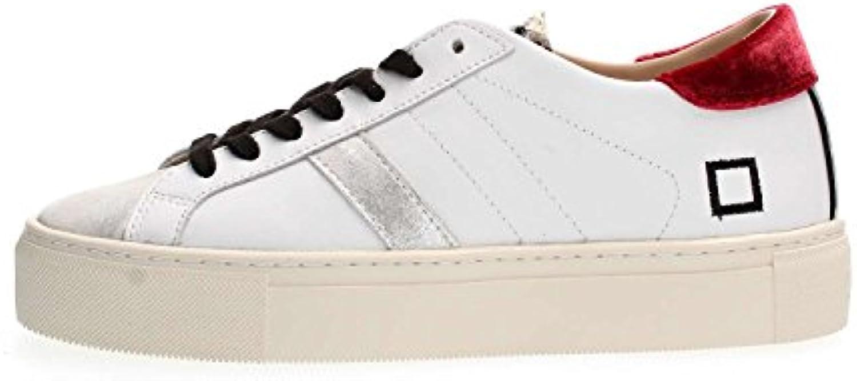 D.A.T.E.. VE-CA-WR scarpe da ginnastica Donna Donna Donna in Pelle Bianca Pitone bianca, 39 MainApps | riduzione del prezzo  f24e2b