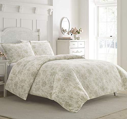 Laura Ashley Bettwäsche-Set Twin beige - Toile Bettwäsche-sets