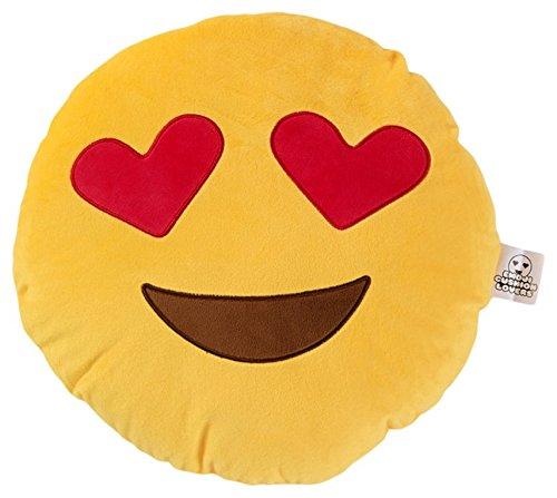 Emoji Cuscini.Love Bomb Cushions Cuscino Heart Eyes Emoji Cuscino Super
