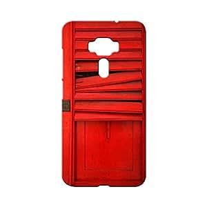 BLUEDIO Designer Printed Back case cover for Asus Zenfone 3 (ZE552KL) 5.5 Inch - G4394