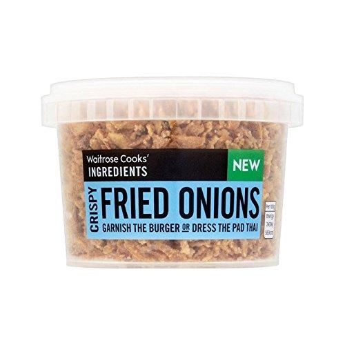 Les Ingrédients De Cuisiniers Croustillants Oignons Frits 100G - Paquet de 4