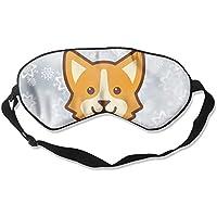 Corgi Dog 99% Eyeshade Blinders Sleeping Eye Patch Eye Mask Blindfold For Travel Insomnia Meditation preisvergleich bei billige-tabletten.eu