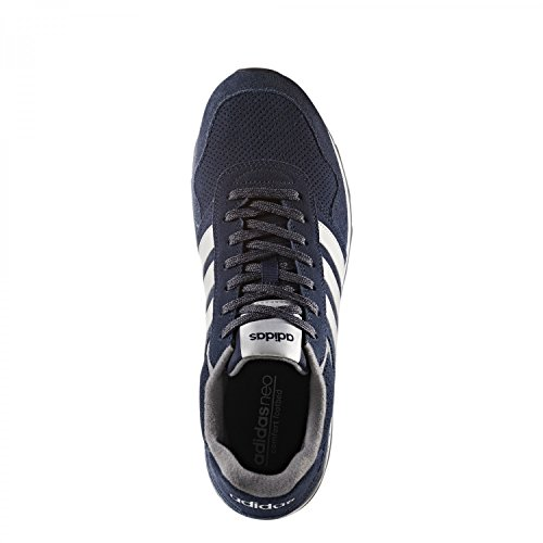 adidas Runeo 0k, Scarpe da Ginnastica Uomo Blu (Collegiate Navy/Grey One /Grey Three )