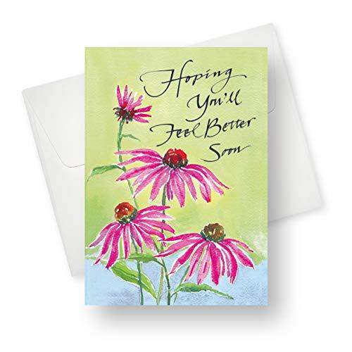 Grußkarten mit einzigartigem Blumenmotiv, 14 x 19,1 cm, 175 Stück (Halloween Verse Für Karten)