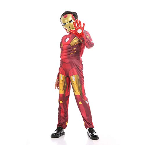 WU LAI 3D-Halloween-Thema Spider-Man Print Pullover Hoodie Atmungsaktiv -