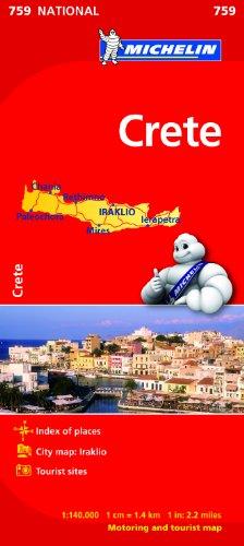 Descargar Libro Crete de Michelin