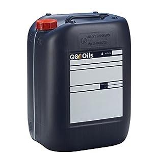 Bidon 20 litres d'huile moteur Q8 Formula Excel 5W40 Réf. 101107201451 pas cher