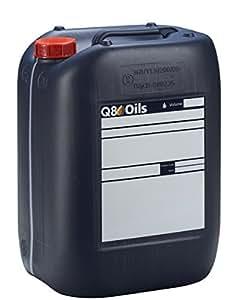 Bidon 20 litres d'huile moteur Q8 Formula Excel 5W40 Réf. 101107201451