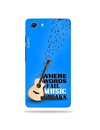 alDivo Premium Quality Printed Mobile Back Cover For Micromax Canvas Unite 3 Q372 / Micromax Canvas Unite 3 Q372 Back Case Cover (MKD1074)