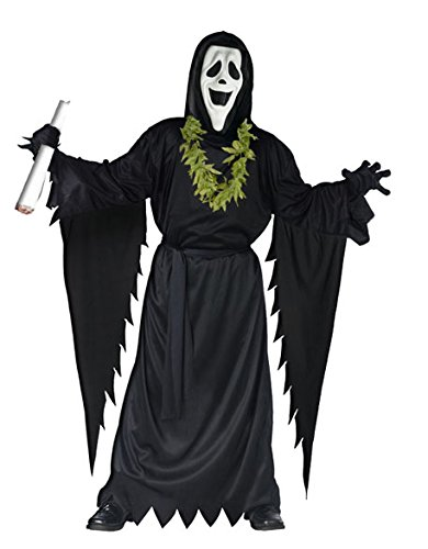 Imagen de scream diseño de película set freaky cultica horror collection & original máscara y disfraz y joint guantes y cáñamo collar alternativa