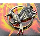 The Hunger Games - Broche réplica de Sinsajo (3,5 x 4,2 cm)