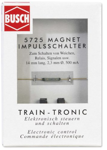 Preisvergleich Produktbild Busch 5725 - Impulsschalter  0,5A TT/N/Z