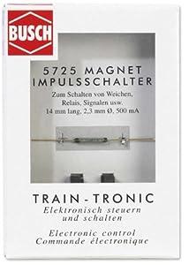 Busch 5725  - 0.5 A Interruptor decodificador TT / N / Z Importado de Alemania