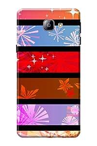 Samsung Galaxy A9 Cover Kanvas Cases Premium Quality Designer 3D Printed Lightweight Slim Matte Finish Hard Back Case for Samsung Galaxy A9
