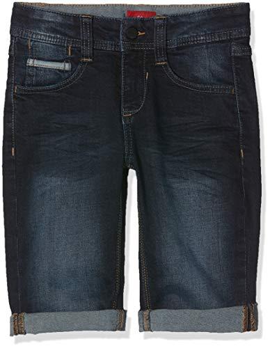 s.Oliver Jungen 62.903.72.2016 Shorts, Blau (Dark Blue 58z2), 134 (Herstellergröße: 134/SLIM)