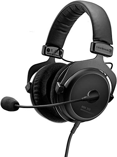 beyerdynamic MMX 300 Premium geschlossener Over-Ear Gaming-Headset (2nd Generation) mit Mikrofon, geeigneter Kopfhörer für PS4 Konsole, XBOX One, PC, Notebook thumbnail