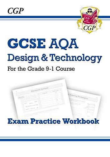 New Grade 9-1 GCSE Design & Technology AQA Exam Practice Workbook
