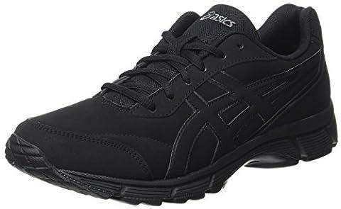 Asics Gel-mission, Chaussures de Marche nordique homme, Noir (Black/onyx/charcoal), 40 EU