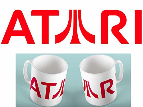 Geek Atari Logo Coffee Mug