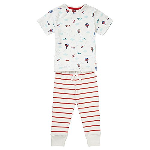 Piccalilly Fly The Sky PJ Set - Long 6-7 years