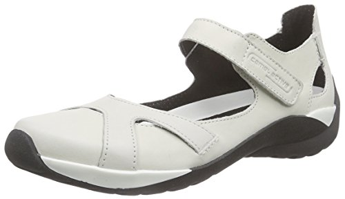 Camel Active Moonlight 71, Sandales  Bout ouvert femme Blanc - Weiß (off-white)