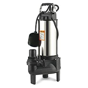 RIBILAND - Pompe à eau de relevage 750 W ( EAUX VANNES )