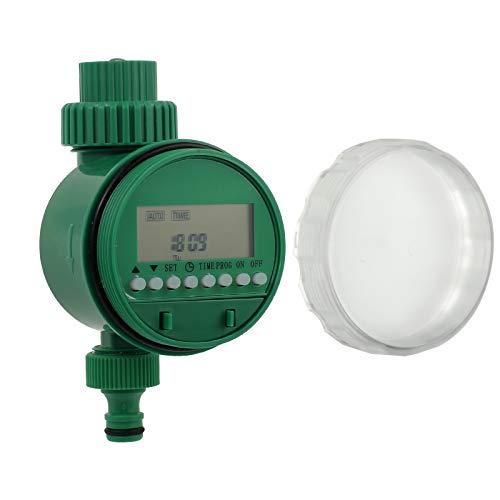 Wasserzeitschaltuhr Wasseruhr Zeitschaltuhr Bewässerungsuhr 120min LIME EDITION