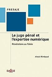 Le juge pénal et l'expertise numérique. Révolutions au Palais - 1ère édition