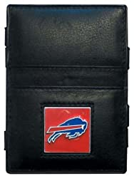 NFL Buffalo Bills Leather Jacob's Ladder Wallet