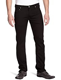 Lee - Powell Clean Black -  Jean - Slim - Homme