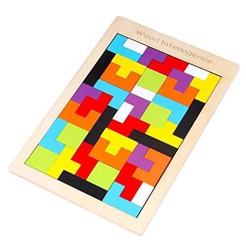 Pinjeer Handguard Tetris Puzzle Niños 1-6 años de Edad...