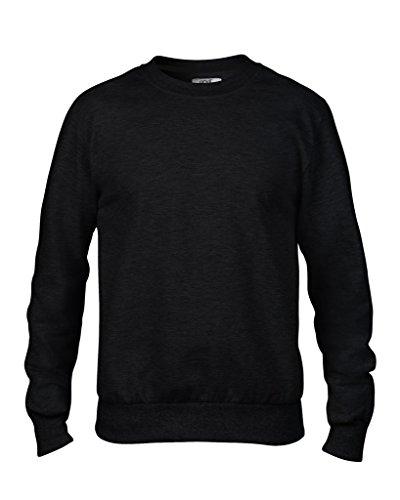 MAKZ - Sweat-shirt - Femme Noir - Noir