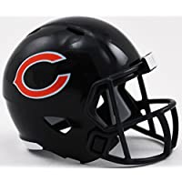 Riddell CHICAGO BEARS NFL Speed POCKET PRO MICRO/POCKET-SIZE/MINI Football Helmet
