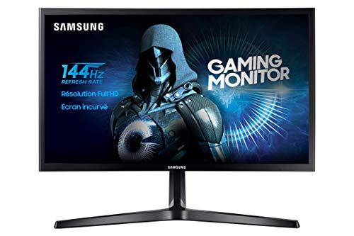 Samsung Monitor C24RG50FQU | Monitor Curvo Gaming