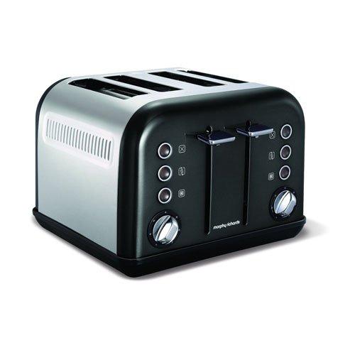 41iQMlCDyAL. SS500  - Morphy Richards 242002 Accents 4 Slice Toaster, 1800 Watt